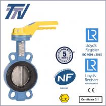 Przepustnica TTV typ 1141