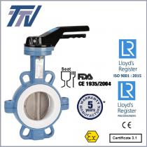 Przepustnica TTV typ 1145