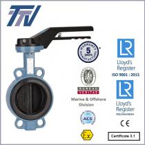 Przepustnica TTV typ 1150