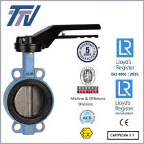 Przepustnica TTV typ 1153