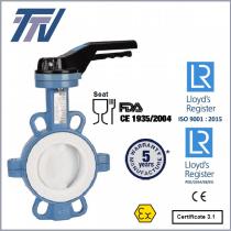 Przepustnica TTV typ 1155