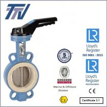 Przepustnica TTV typ 1156