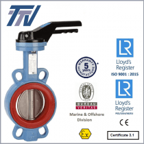 Przepustnica TTV typ 1157