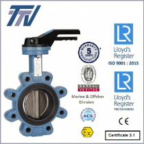 Przepustnica TTV typ 1160