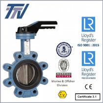 Przepustnica TTV typ 1162
