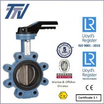 Przepustnica TTV typ 1164