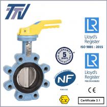 Przepustnica TTV typ 1181