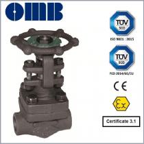 Zawór grzybkowy OMB typ 402-403-404