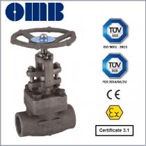 Zawór grzybkowy OMB typ 412-413-414
