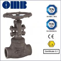 Zawór grzybkowy OMB typ 416-417