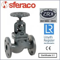 Zawór grzybkowy SFERACO typ 470