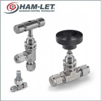 Zawór iglicowy HAM-LET typ H-300U