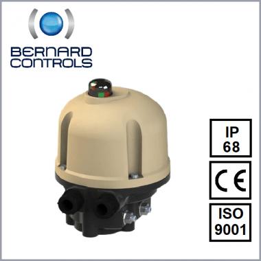 Siłownik elektryczny BERNARD CONTROLS typ AQL