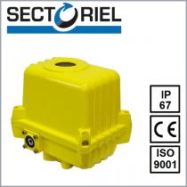 Siłownik elektryczny SECTORIEL typ SA05-X