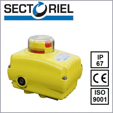 Siłownik elektryczny SECTORIEL typ SA05